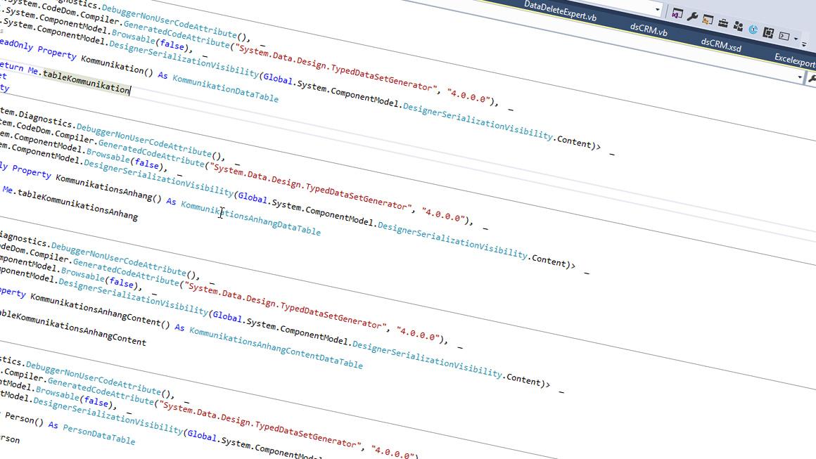 Ich liebe Code – Hauptsache .NET